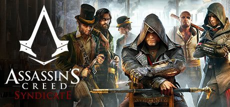 Assassins Creed Syndicate - logo