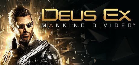 Deus Ex Mankind Divided - logo