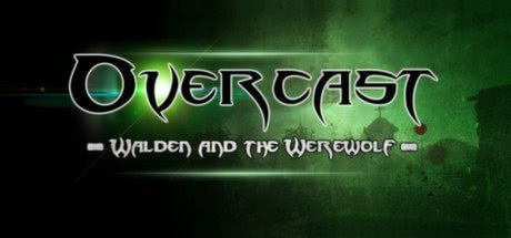 Overcast - Walden and the Werewolf - logo