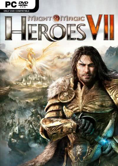 Might & Magic Heroes VII logo