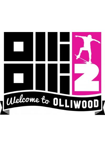 OlliOlli2: Welcome to Olliwood logo