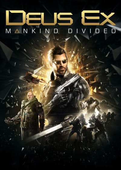 Deus Ex: Mankind Divided logo