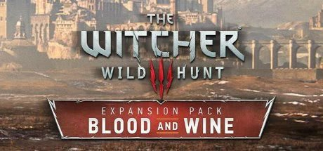 Witcher 3 Blood and Wine-logo