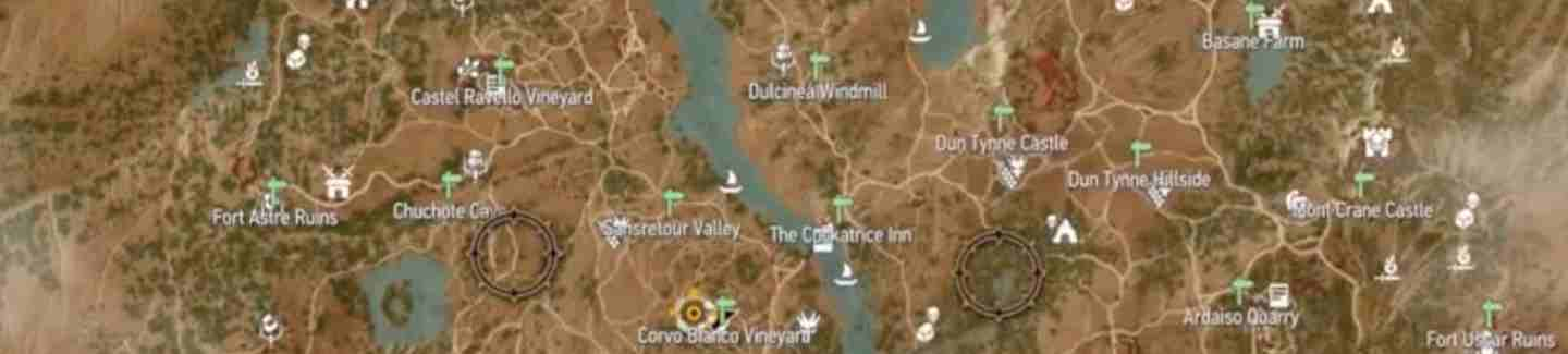 The Blood and Wine Map-pre