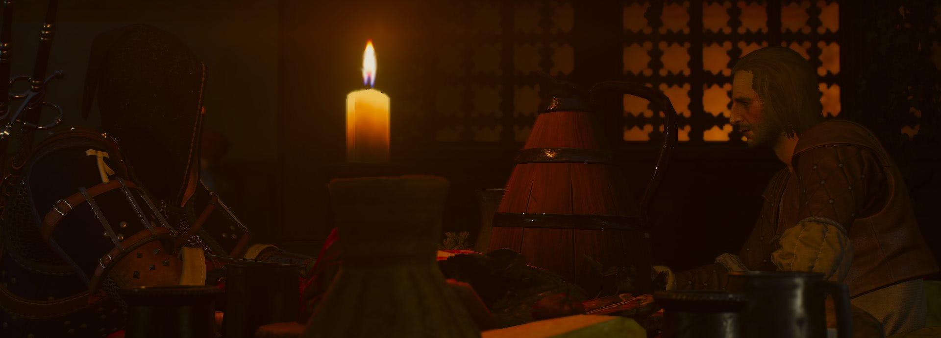 witcher3 Вечный покой