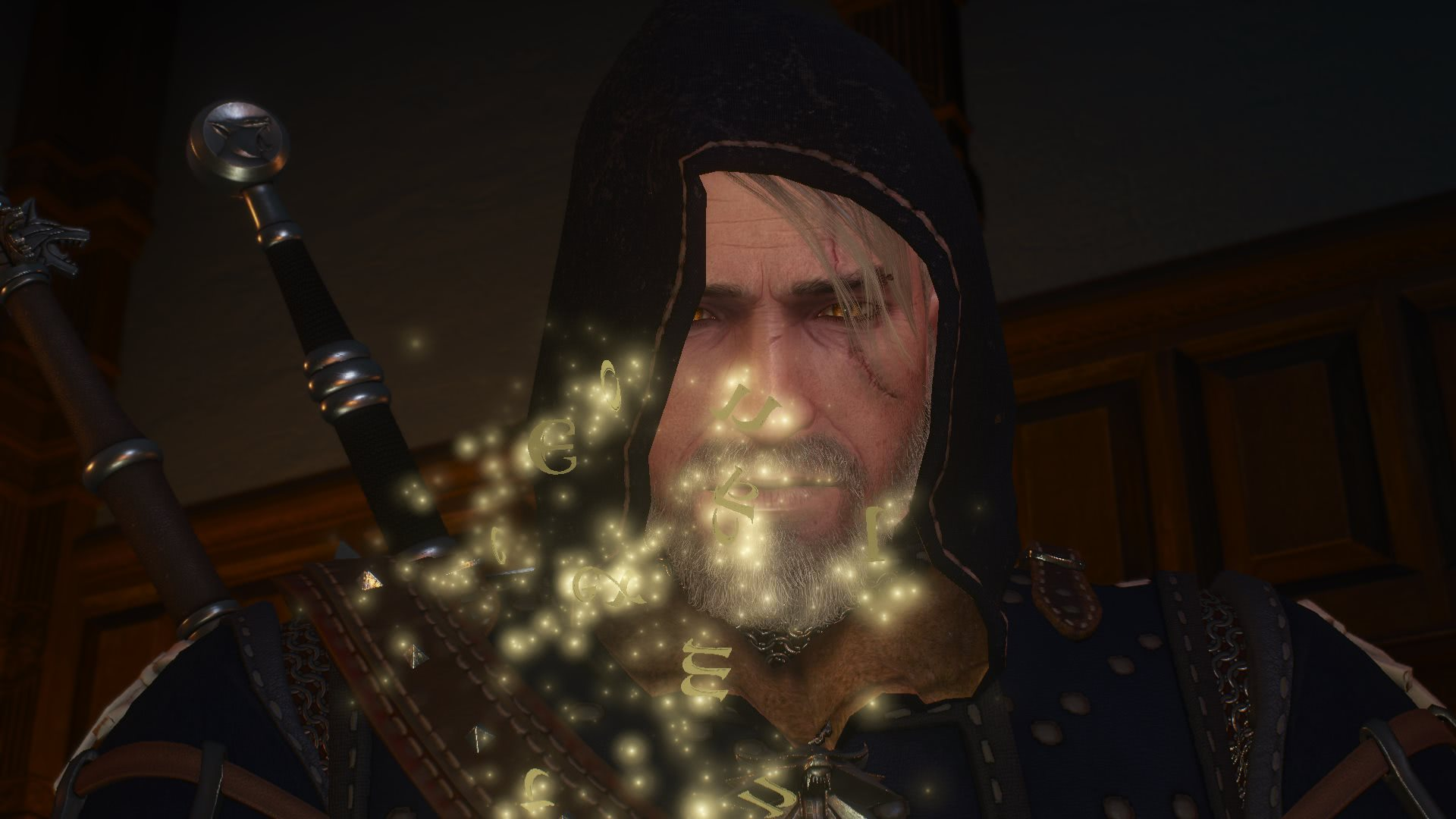 witcher3 Долгая ночь сказка