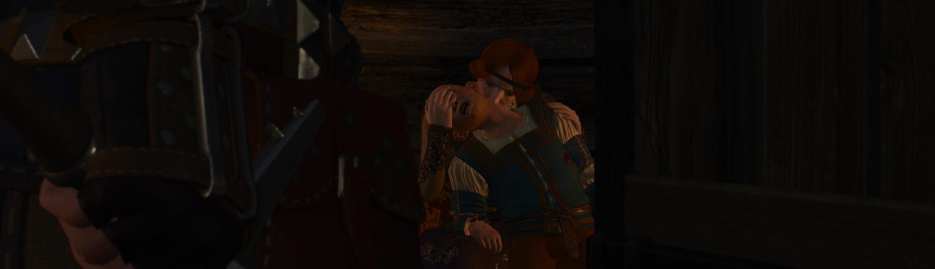 witcher3 Зов крови