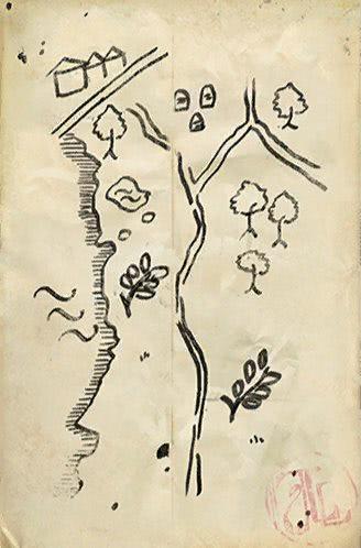 witcher3 Муза, воспой ведьмака… карта