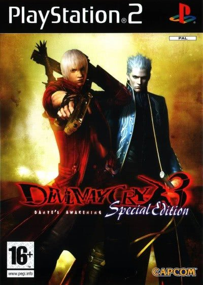Devil May Cry 3: Dante's Awakening logo