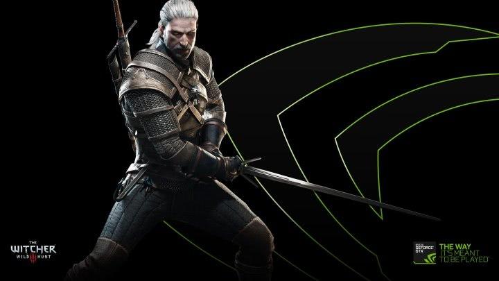 Nvidia Geralt