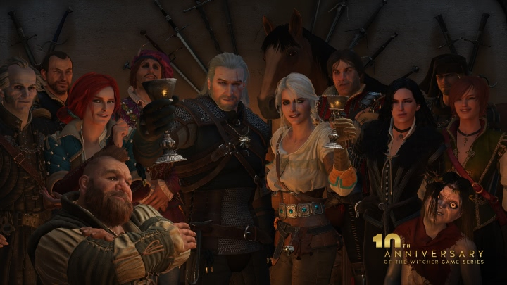 Witcher 3 — 10 anniversary
