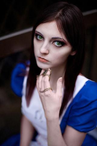 Alice liddell Ormeli
