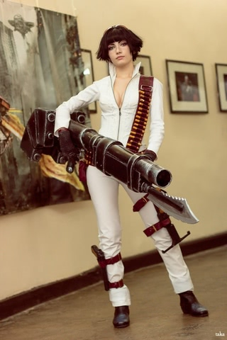 Lady by Narga-Lifestream (Devil May Cry 3) cosplay 16