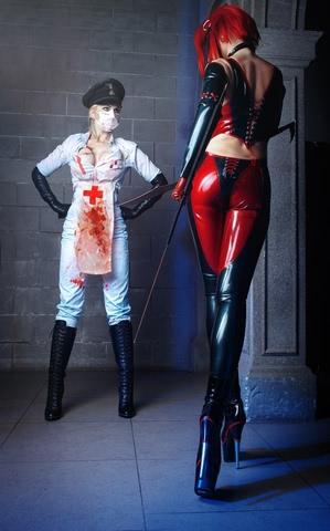 Rayne by iChios (BloodRayne) cosplay 24