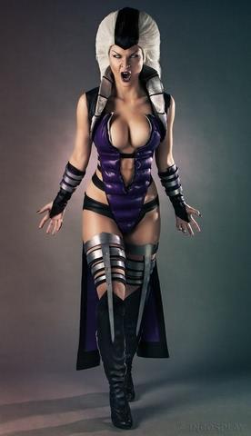 Sindel by janetcosplay (MK 9) cosplay 1