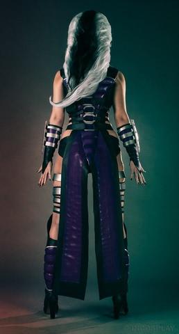 Sindel by janetcosplay (MK 9) cosplay 3