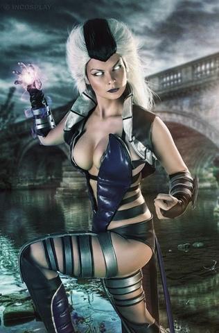 Sindel by janetcosplay (MK 9) cosplay 4