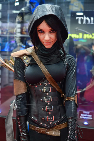Garrett by buttercupbrix (THIEF) cosplay 4