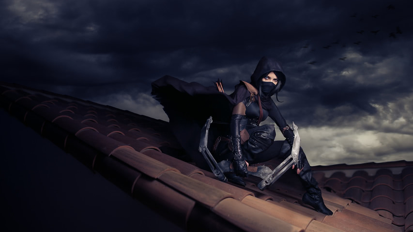 Garrett by buttercupbrix (THIEF) cosplay 5