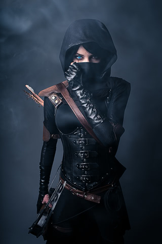 Garrett by buttercupbrix (THIEF) cosplay 6