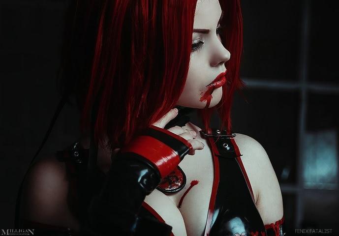 Rayne by Fenix.Fatalist (BloodRayne) cosplay 5