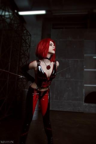 Rayne by Fenix.Fatalist (BloodRayne) cosplay 8