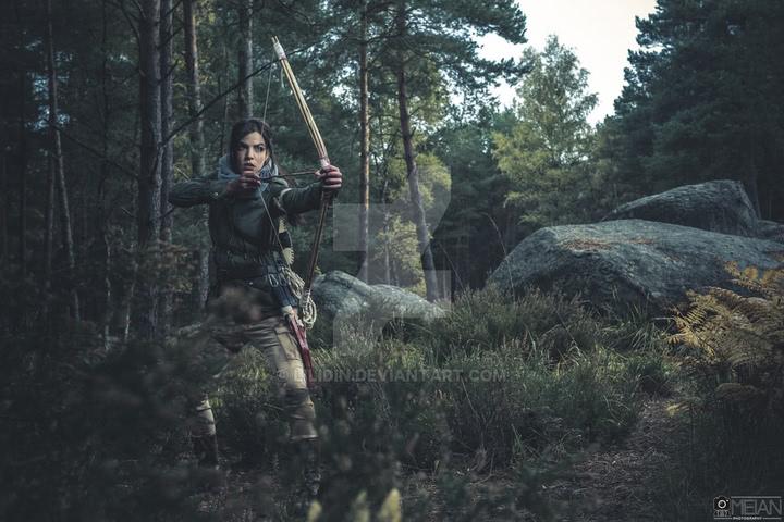 Lara Croft by LiliDin (Rise of the Tomb Raider) cosplay 4