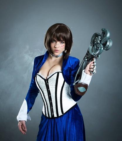 Elizabeth by LiliDin (Bioshock Infinite) cosplay 3