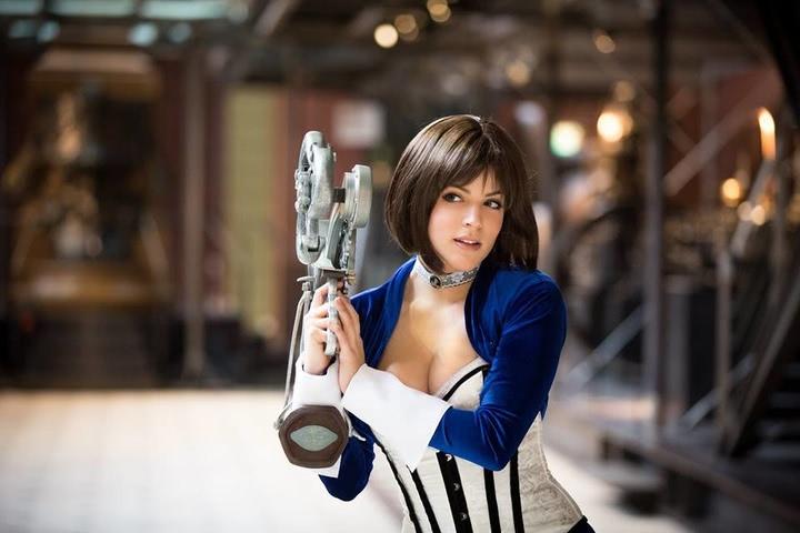 Elizabeth by LiliDin (Bioshock Infinite) cosplay 5