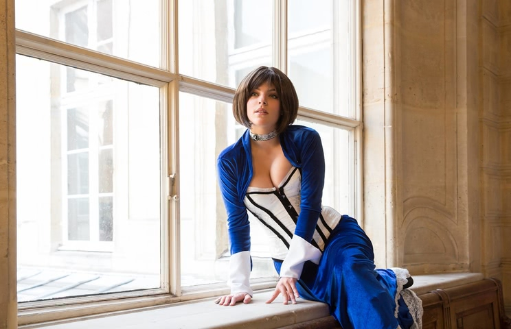 Elizabeth by LiliDin (Bioshock Infinite) cosplay 6