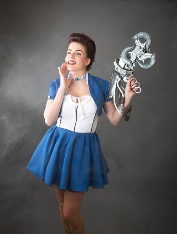 Elizabeth by LiliDin (Bioshock Infinite) cosplay 7