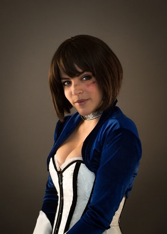 Elizabeth by LiliDin (Bioshock Infinite) cosplay 9