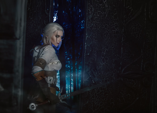 Ciri by matissa_shiro (witcher 3) cosplay 2