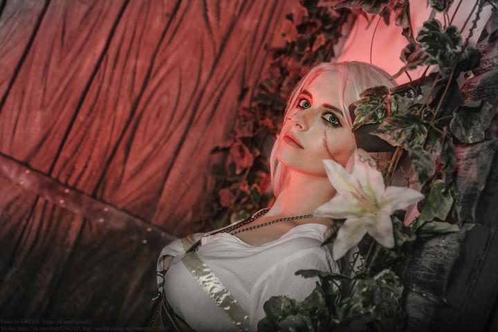 Ciri by matissa_shiro (witcher 3) cosplay 11