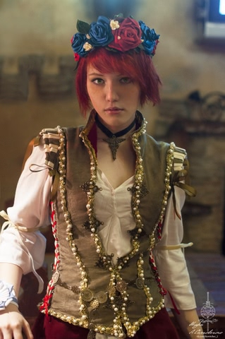 Shani by Lyumos (witcher 3) cosplay 5