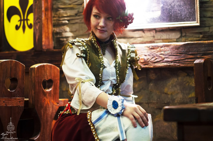 Shani by Lyumos (witcher 3) cosplay 4