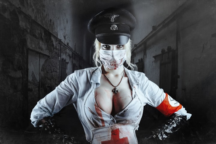 Butcheress by Elena Samko (BloodRayne) cosplay 7