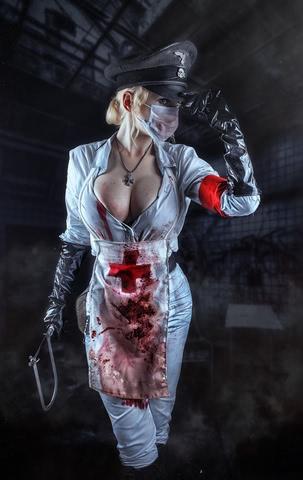 Butcheress by Elena Samko (BloodRayne) cosplay 13