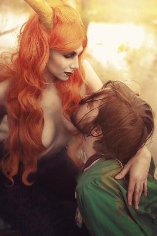 Blood and Wine by Elena Samko (Witcher 3) cosplay 2