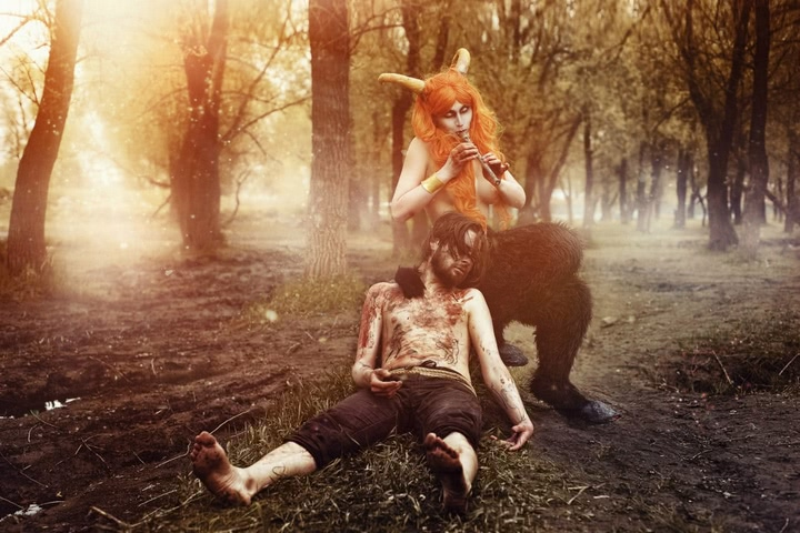 Blood and Wine by Elena Samko (Witcher 3) cosplay 7