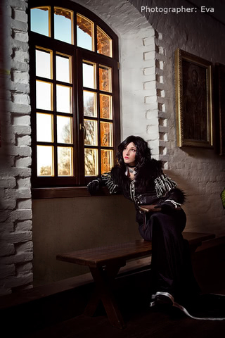 Yennefer of Vengerberg by Blast (Witcher 3) cosplay 6