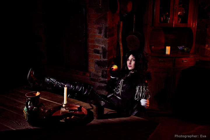 Yennefer of Vengerberg by Blast (Witcher 3) cosplay 14