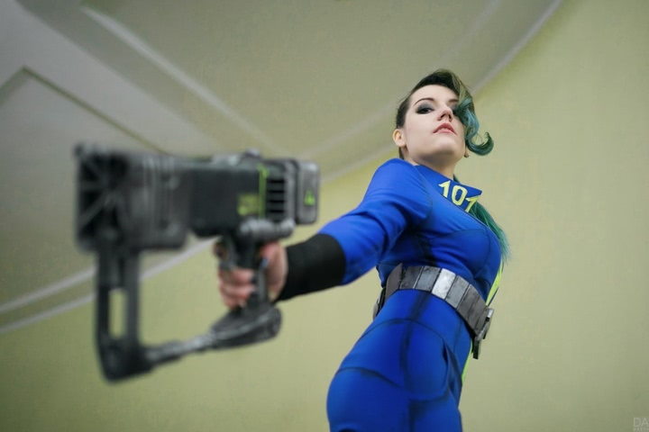 Fallout dweller by Amiko-chan (Fallout 4) cosplay 24
