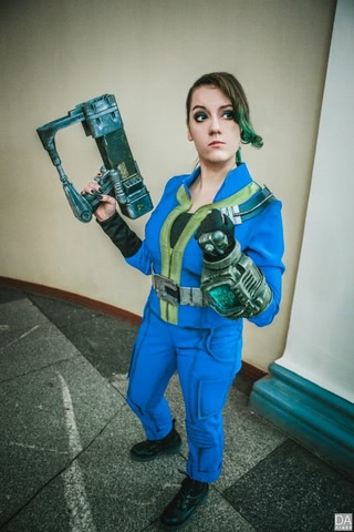 Fallout dweller by Amiko-chan (Fallout 4) cosplay 25