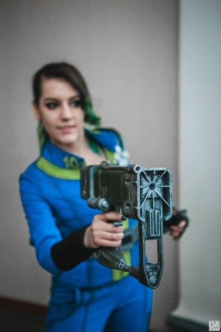 Fallout dweller by Amiko-chan (Fallout 4) cosplay 27
