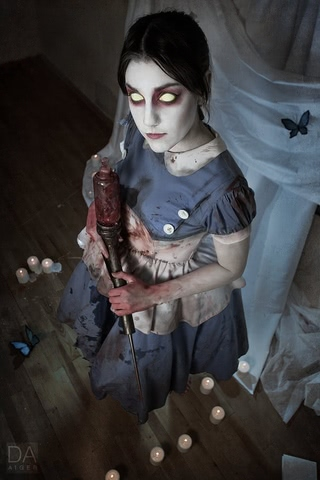 Little sister by Amiko-chan (Bioshock) cosplay 25
