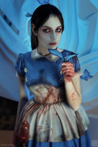 Little sister by Amiko-chan (Bioshock) cosplay 34