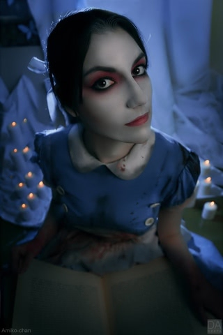 Little sister by Amiko-chan (Bioshock) cosplay 37