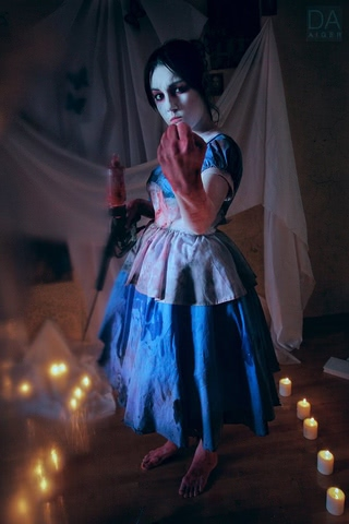 Little sister by Amiko-chan (Bioshock) cosplay 39