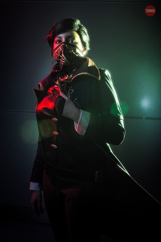 Emily Kaldwin by Amiko-chan (Dishonored) cosplay 2